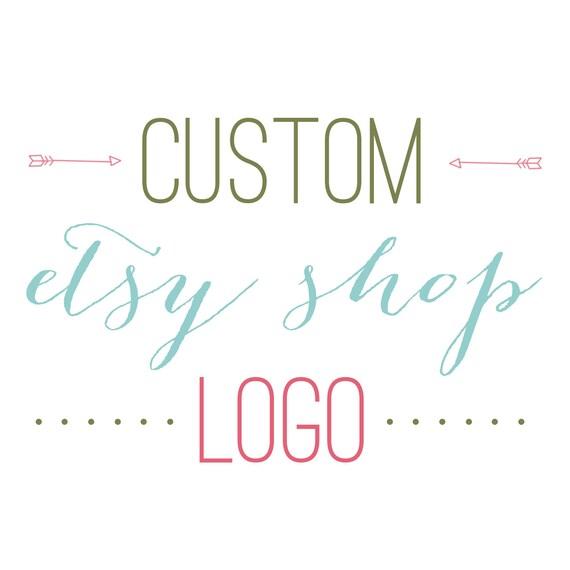 Custom Etsy Shop Logo ...