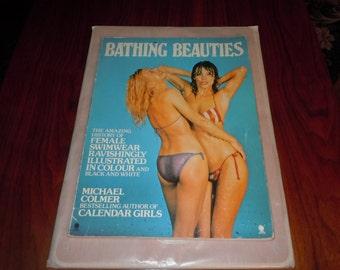 Vintage 1970s  Bathing Beauties Amazing History of Swimwear