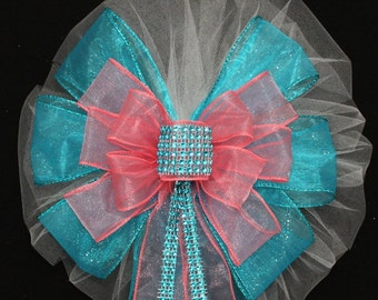 Coral and Turquoise Wedding Ideas – fashion dresses