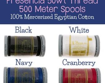 Presencia 50 wt Cotton Thread 500M