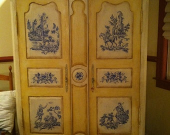 ARMOIRE by HABERSHAM - exquisite cabinetry