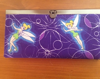 Tinkertbell Clutch/Wallet