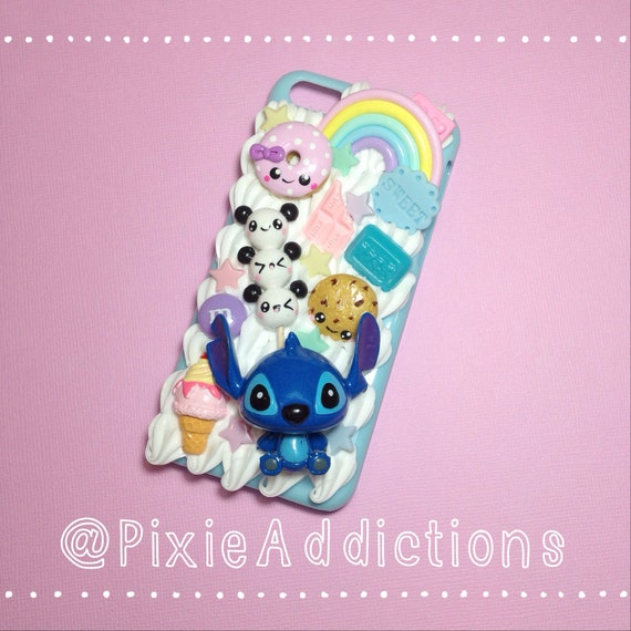 iphone 5c cases etsy kawaii stitch decoden iphone 5c 14648