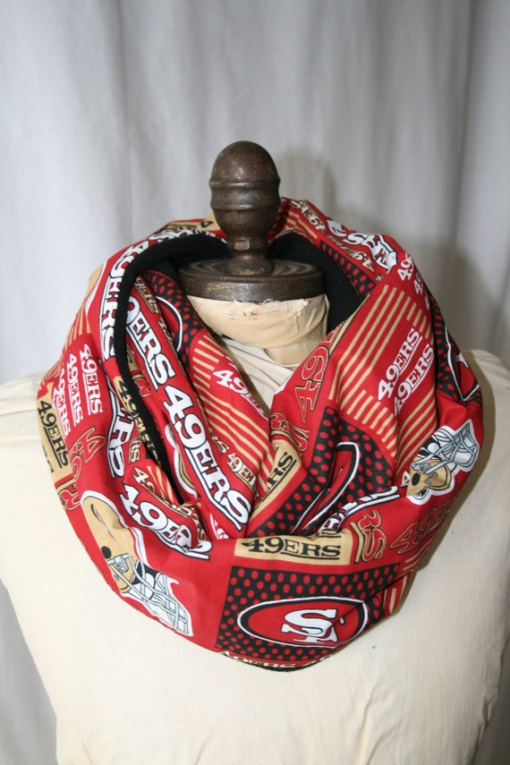 items similar to nfl san francisco 49ers square infinity