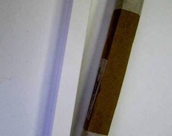 Dressing Stick, Aluminum Oxide, 240, 6 inch, Lapidary, For Diamond Tools, Blades, Wheels, Sharpen Blades, Cuts Better