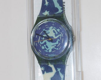 Swatch Watch High Beam New In Box