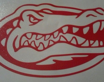 Florida GATOR decal LARGE