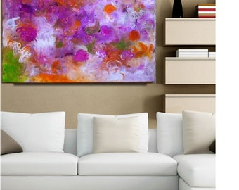 Original painting abstract art, acrylic