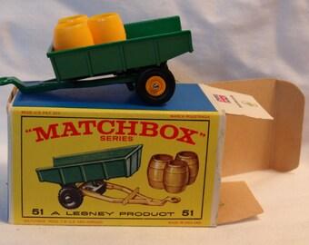 Matchbox Tipping Trailer (#51)