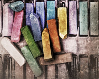 Pastel Chalk, Artist's Tools