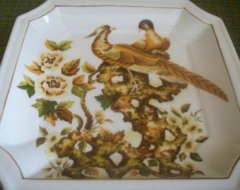 Andrea by Sadek Made in Japan Pheasant Plate