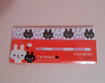 I'm Rabbit page markers