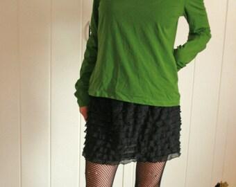 long sleeve Vintage Green T-shirt