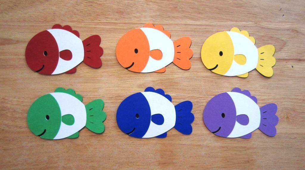 Fish Die Cuts Tropical Fish Die Cuts Cricut By