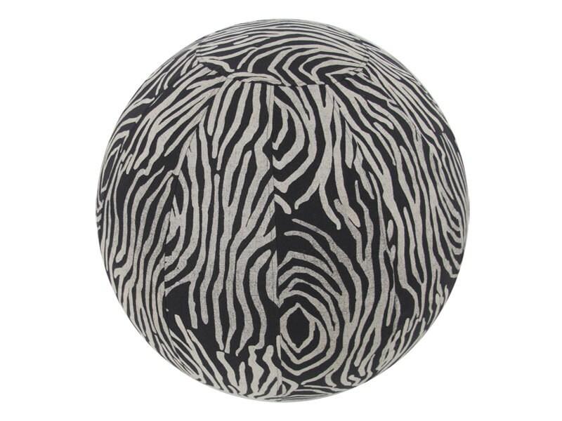 Housse de yoga ballon ballon de 55cm exercice ball for Housse ballon yoga