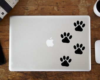 Paws MacBook Decal