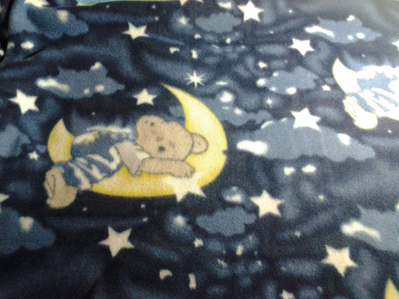 teddy bear fleece fabric by the yard by reneeschoicefabrics. Black Bedroom Furniture Sets. Home Design Ideas