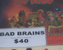Popular Items For Bad Brains On Etsy