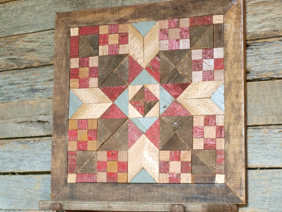wooden barn quilt salvaged wood barn quilt patchwork quilt