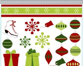 Popular items for christmas clip art on Etsy
