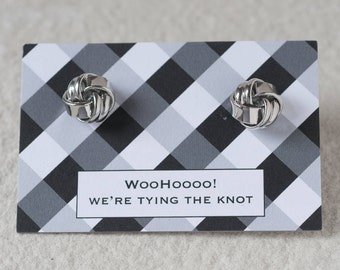 Tying The Knot Cufflinks