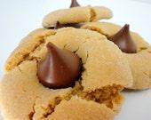 Hershey kiss cookies, Spring treats, Homemade, Easter Chocolate