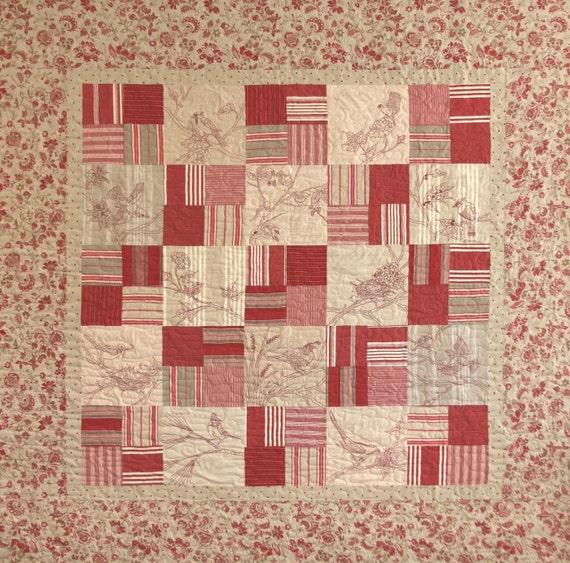 Crabapple Hill Flight Of Fancy Quilt Pattern