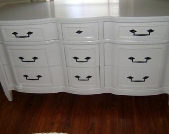 Example Mid Century Dresser