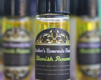 All natural Blemish Remover