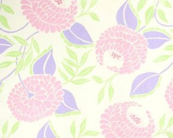 McKenzie Blooms - Lilac by Dena Designs for Free Spirit Fabrics 4040