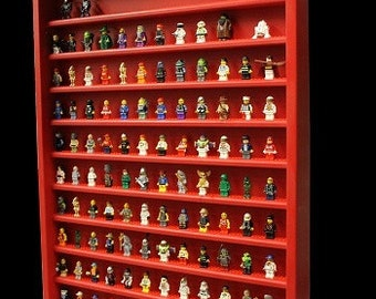 Lego 3ft x 2ft Minifig Minifigure Display Case - Holds 190+ figures