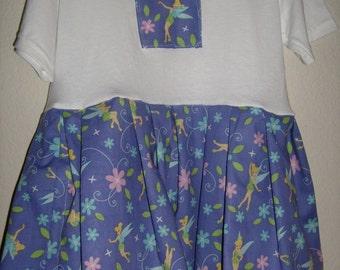 Tinker Bell Twirl  Dress 4T
