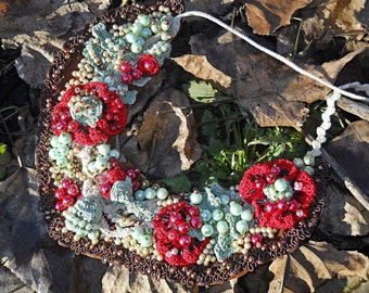 Poppies Field Necklace