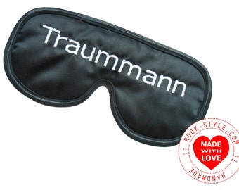 Sleep mask TRAUMMANN