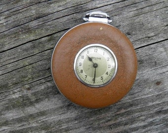 Vintage Ingram Pocket Watch by The E Ingram Company, Bristol Conn. USA.