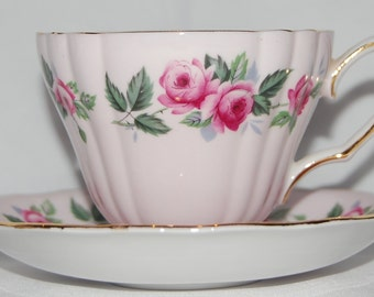 Colclough Bone China Tea Cup by Ridgway Potteries Ltd.
