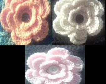 Three Layer Flower