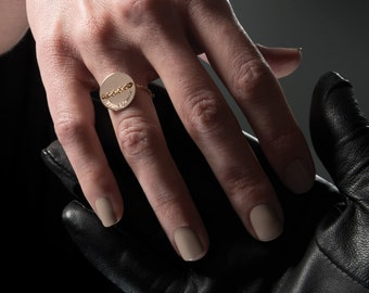 The ring that defies the conveniences