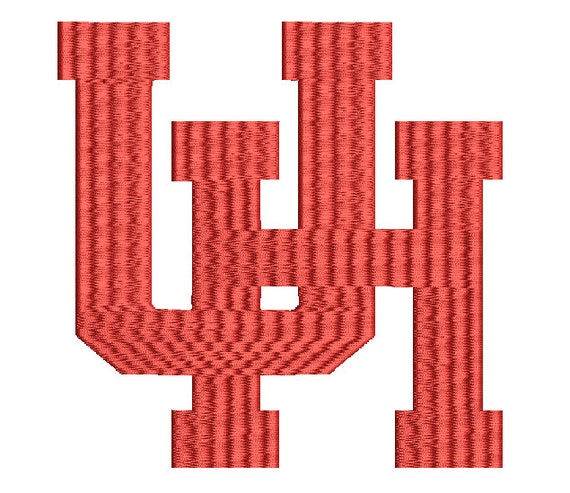 Houston Designer: University Of Houston Cougars Instant Download By