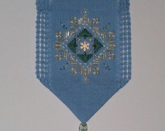 Snowflake Sampler Ornament