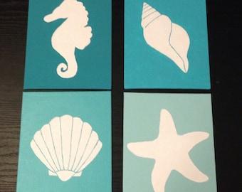 Four piece beach collection