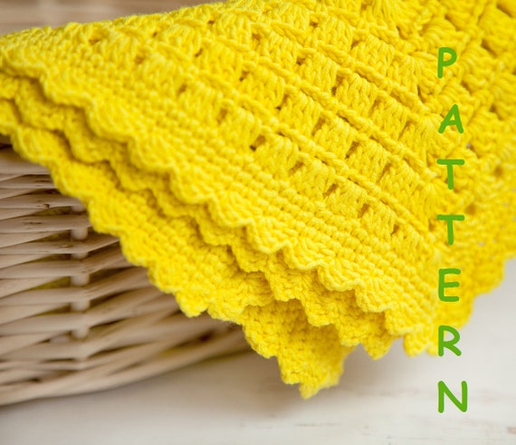 Basket Weaving Supplies Denver Co : Crochet baby blanket promo price pattern from