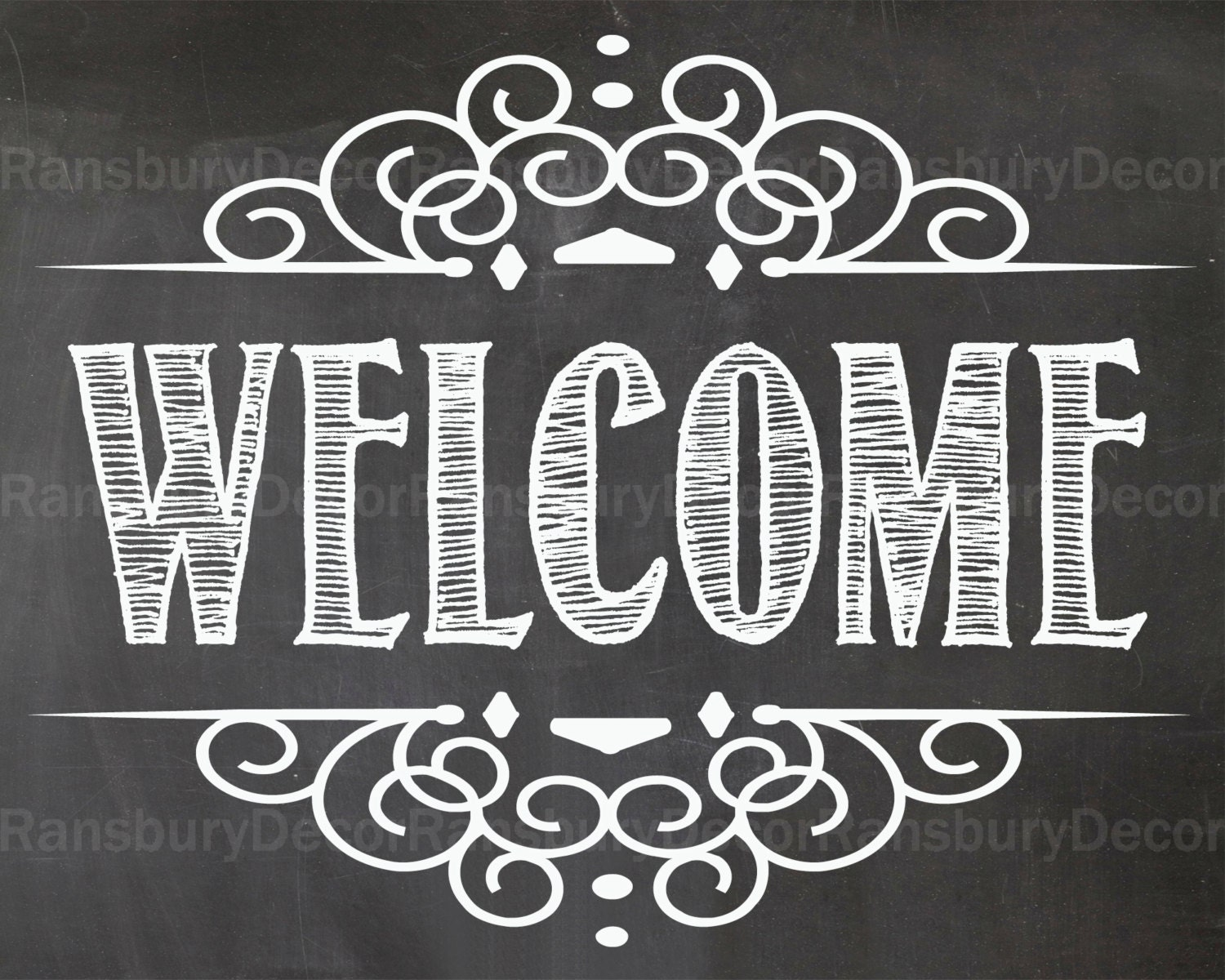 It is an image of Bright Free Printable Welcome Sign