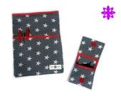 Stars Kit: fabric case fo...
