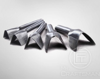 Strap End Punches for leathercraft