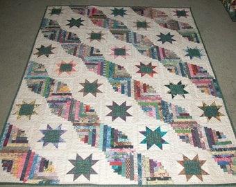 River Of Stars Original Quilt Pattern by Jean MaDan