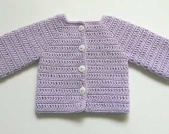 Jacket with center buttons