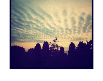 Sunrise - Fine art photographic print