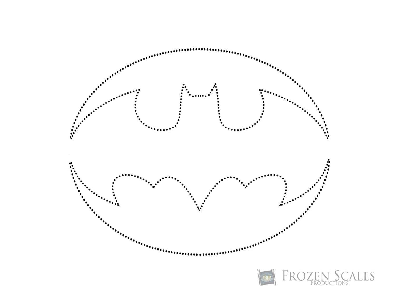 Batman Pumpkin Pattern Creativehobbyore