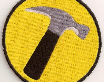 Captain Hammer patch